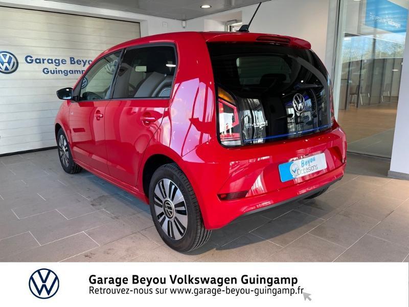 Photo 3 de l'offre de VOLKSWAGEN e-up! Electrique 83ch à 14990€ chez Garage Beyou - Volkswagen Lannion