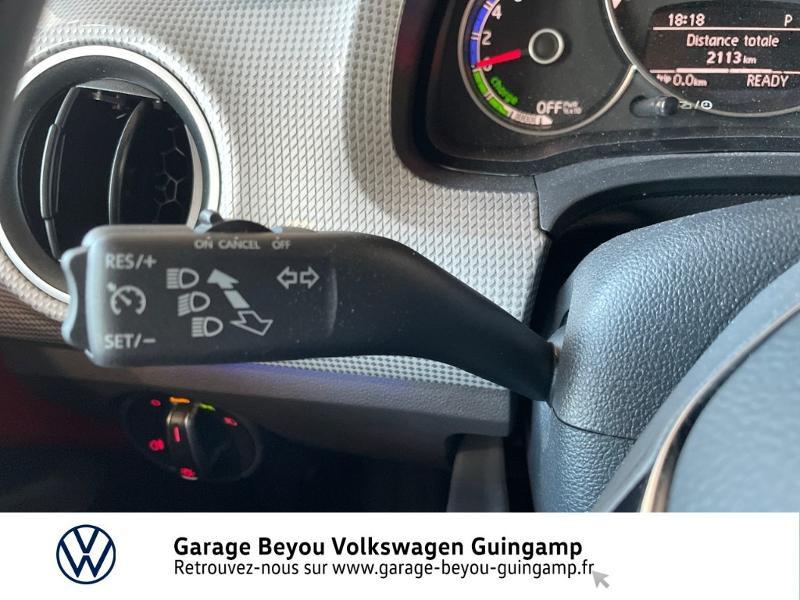 Photo 20 de l'offre de VOLKSWAGEN e-up! Electrique 83ch à 14990€ chez Garage Beyou - Volkswagen Lannion