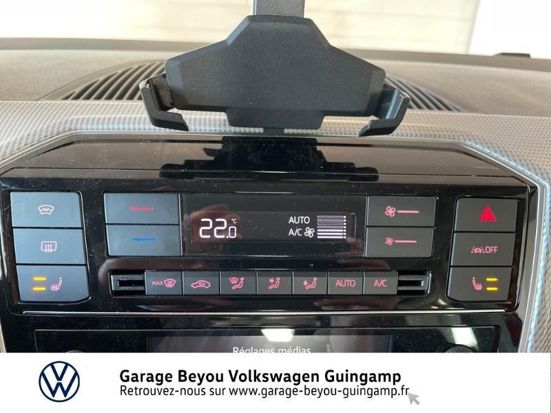 Photo 19 de l'offre de VOLKSWAGEN e-up! Electrique 83ch à 14990€ chez Garage Beyou - Volkswagen Lannion