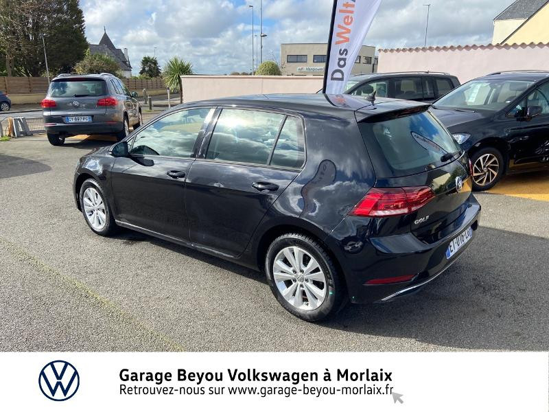 Photo 3 de l'offre de VOLKSWAGEN Golf 2.0 TDI 150ch FAP Confortline Business DSG7 5p à 15490€ chez Garage Beyou- Volkswagen Morlaix