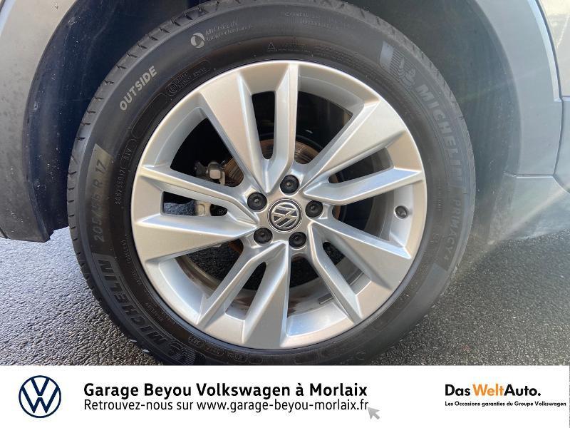 Photo 15 de l'offre de VOLKSWAGEN T-Cross 1.0 TSI 115ch Carat à 21990€ chez Garage Beyou- Volkswagen Morlaix