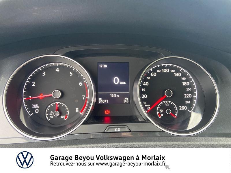 Photo 9 de l'offre de VOLKSWAGEN Golf 1.0 TSI 115ch Trendline Euro6d-T 5p à 14990€ chez Garage Beyou- Volkswagen Morlaix