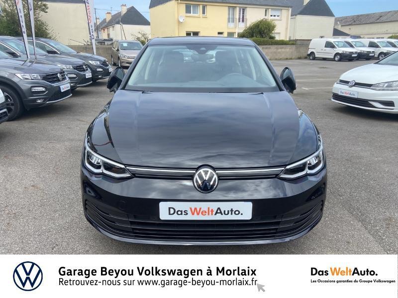 Photo 5 de l'offre de VOLKSWAGEN Golf 2.0 TDI SCR 115ch Life 1st à 25990€ chez Garage Beyou- Volkswagen Morlaix