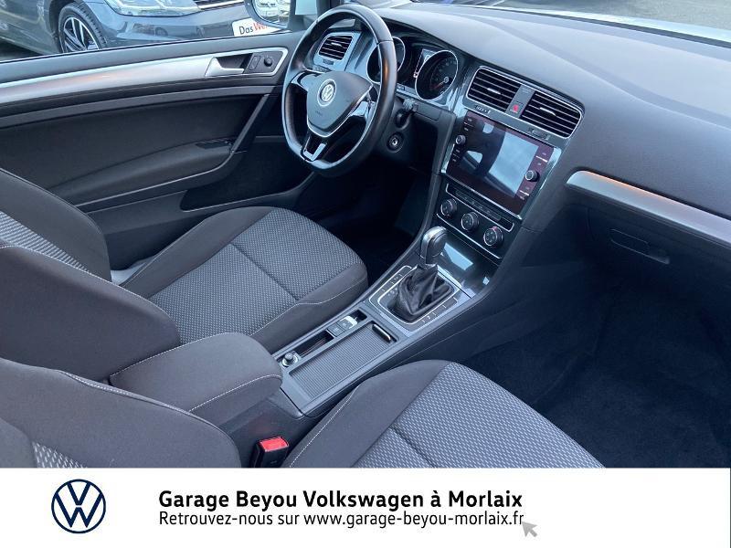 Photo 11 de l'offre de VOLKSWAGEN Golf 1.6 TDI 115ch BlueMotion Technology FAP Trendline Business DSG7 3p à 14490€ chez Garage Beyou- Volkswagen Morlaix
