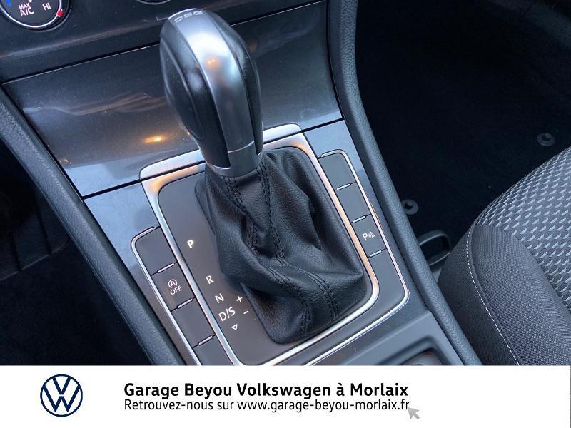 Photo 10 de l'offre de VOLKSWAGEN Golf 1.6 TDI 115ch BlueMotion Technology FAP Trendline Business DSG7 3p à 14490€ chez Garage Beyou- Volkswagen Morlaix