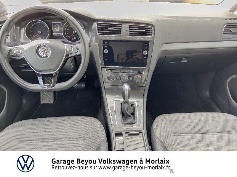 Photo 6 de l'offre de VOLKSWAGEN Golf 2.0 TDI 150ch FAP Confortline Business DSG7 5p à 15490€ chez Garage Beyou- Volkswagen Morlaix