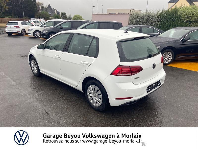 Photo 3 de l'offre de VOLKSWAGEN Golf 1.0 TSI 115ch Trendline Euro6d-T 5p à 14990€ chez Garage Beyou- Volkswagen Morlaix