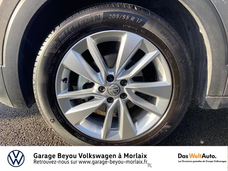 Photo 13 de l'offre de VOLKSWAGEN T-Cross 1.0 TSI 115ch Carat à 21990€ chez Garage Beyou- Volkswagen Morlaix