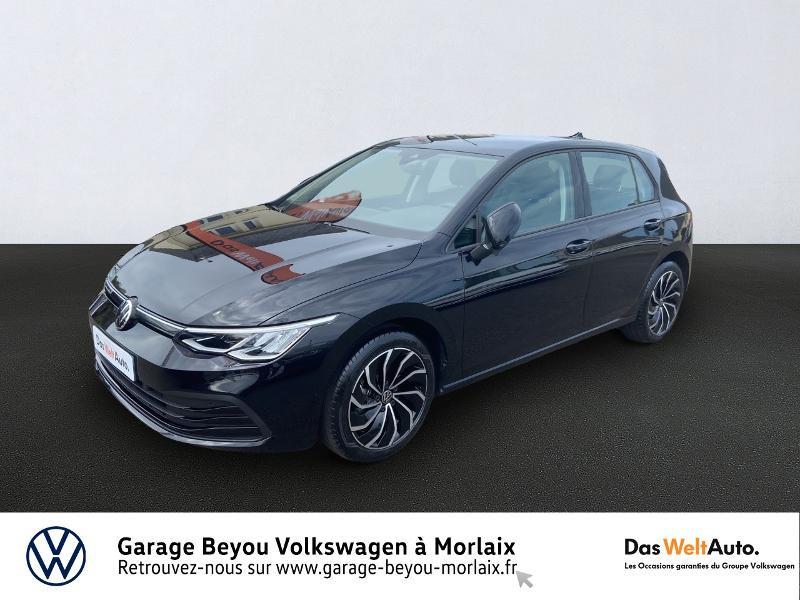 Photo 1 de l'offre de VOLKSWAGEN Golf 2.0 TDI SCR 115ch Life 1st à 25990€ chez Garage Beyou- Volkswagen Morlaix