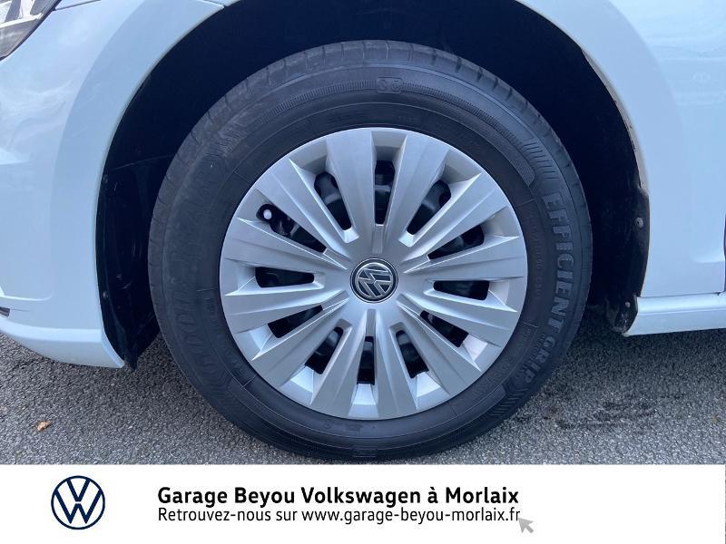 Photo 13 de l'offre de VOLKSWAGEN Golf 1.6 TDI 115ch BlueMotion Technology FAP Trendline Business DSG7 3p à 14490€ chez Garage Beyou- Volkswagen Morlaix