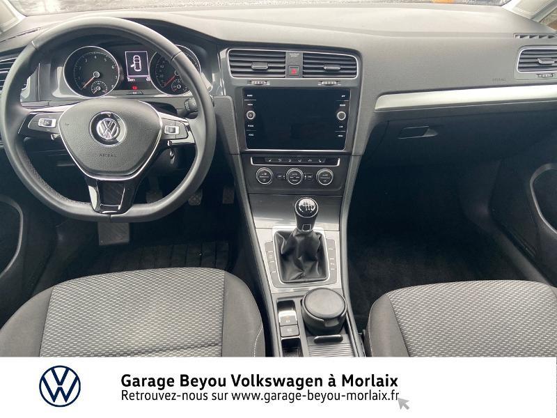 Photo 6 de l'offre de VOLKSWAGEN Golf 1.0 TSI 115ch Trendline Euro6d-T 5p à 14990€ chez Garage Beyou- Volkswagen Morlaix