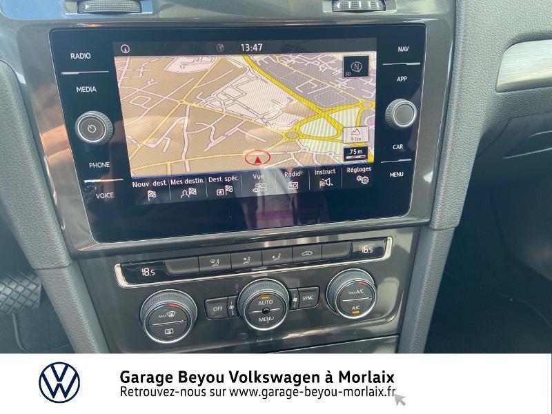 Photo 8 de l'offre de VOLKSWAGEN Golf 2.0 TDI 150ch FAP Confortline Business DSG7 5p à 15490€ chez Garage Beyou- Volkswagen Morlaix