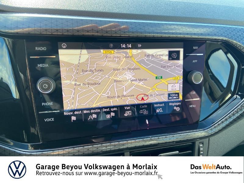 Photo 8 de l'offre de VOLKSWAGEN T-Cross 1.0 TSI 115ch Carat à 21990€ chez Garage Beyou- Volkswagen Morlaix