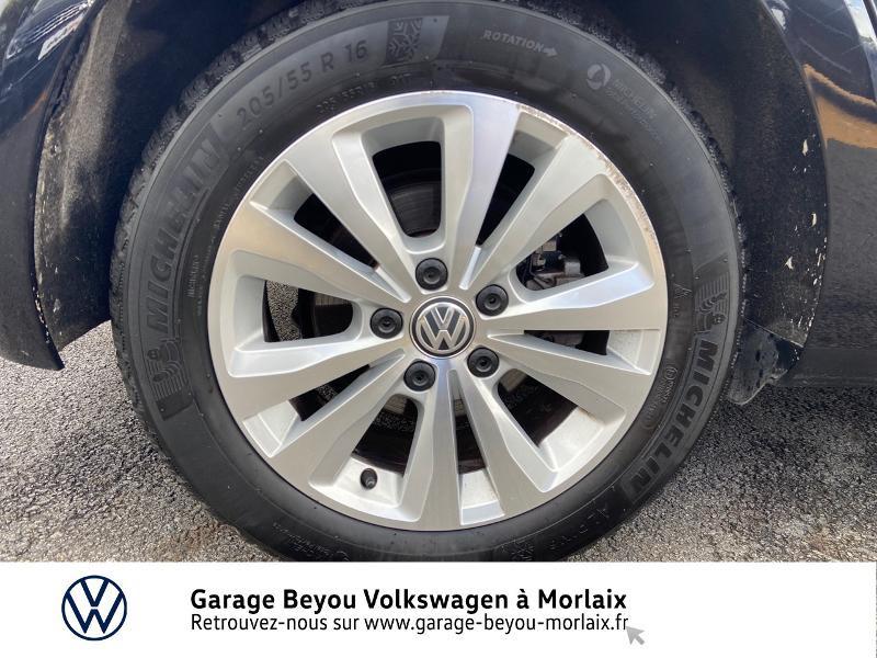 Photo 15 de l'offre de VOLKSWAGEN Golf 2.0 TDI 150ch FAP Confortline Business DSG7 5p à 15490€ chez Garage Beyou- Volkswagen Morlaix