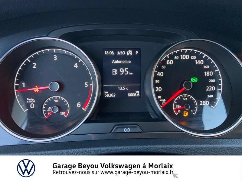 Photo 9 de l'offre de VOLKSWAGEN Golf 1.6 TDI 115ch BlueMotion Technology FAP Trendline Business DSG7 3p à 14490€ chez Garage Beyou- Volkswagen Morlaix