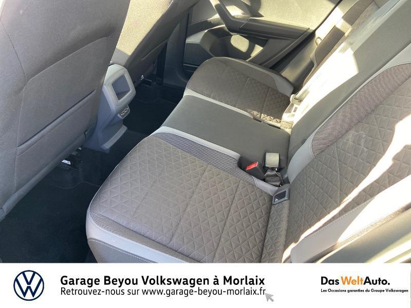 Photo 11 de l'offre de VOLKSWAGEN T-Cross 1.0 TSI 115ch Carat à 21990€ chez Garage Beyou- Volkswagen Morlaix