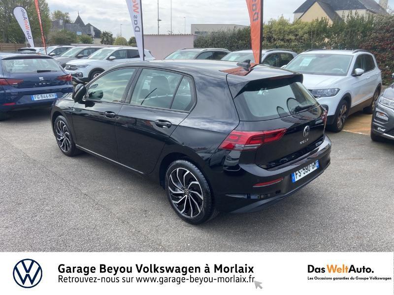 Photo 3 de l'offre de VOLKSWAGEN Golf 2.0 TDI SCR 115ch Life 1st à 25990€ chez Garage Beyou- Volkswagen Morlaix