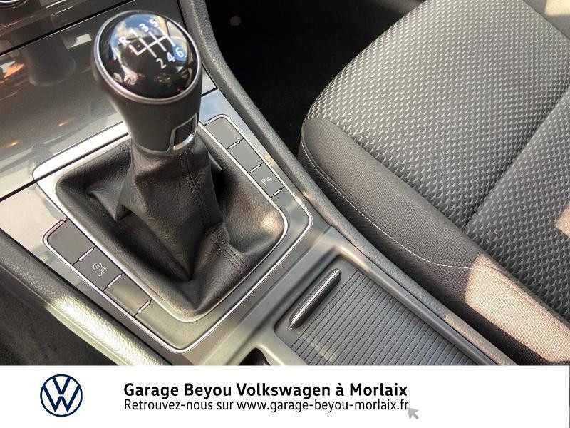 Photo 10 de l'offre de VOLKSWAGEN Golf 1.0 TSI 115ch Trendline Euro6d-T 5p à 14990€ chez Garage Beyou- Volkswagen Morlaix