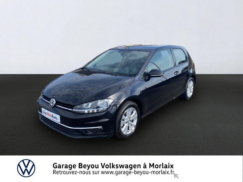 Volkswagen Golf 1.6 TDI 115ch FAP Confortline Business 3p Diesel NOIR INTENSE METAL Occasion à vendre