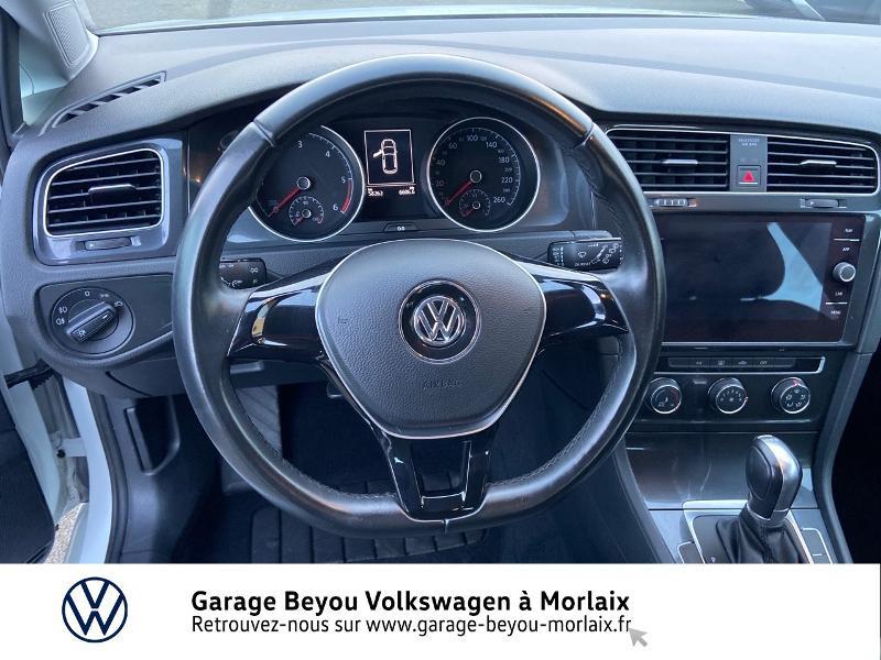 Photo 7 de l'offre de VOLKSWAGEN Golf 1.6 TDI 115ch BlueMotion Technology FAP Trendline Business DSG7 3p à 14490€ chez Garage Beyou- Volkswagen Morlaix