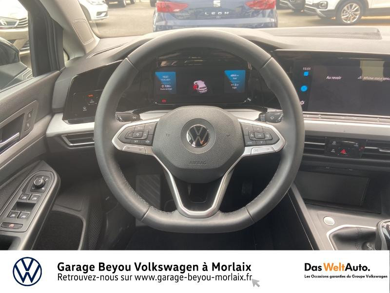 Photo 7 de l'offre de VOLKSWAGEN Golf 2.0 TDI SCR 115ch Life 1st à 25990€ chez Garage Beyou- Volkswagen Morlaix