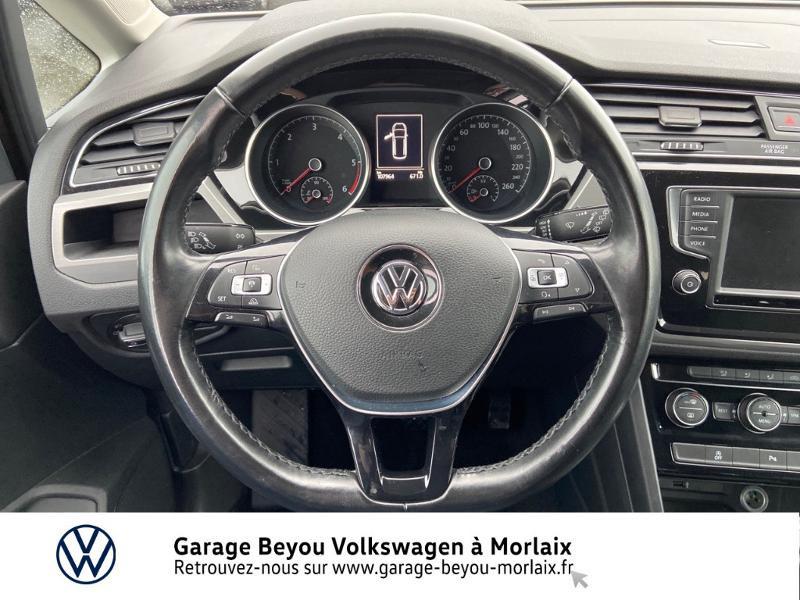 Photo 7 de l'offre de VOLKSWAGEN Touran 2.0 TDI 150ch BlueMotion Technology FAP Confortline Business DSG6 5 places à 17490€ chez Garage Beyou- Volkswagen Morlaix