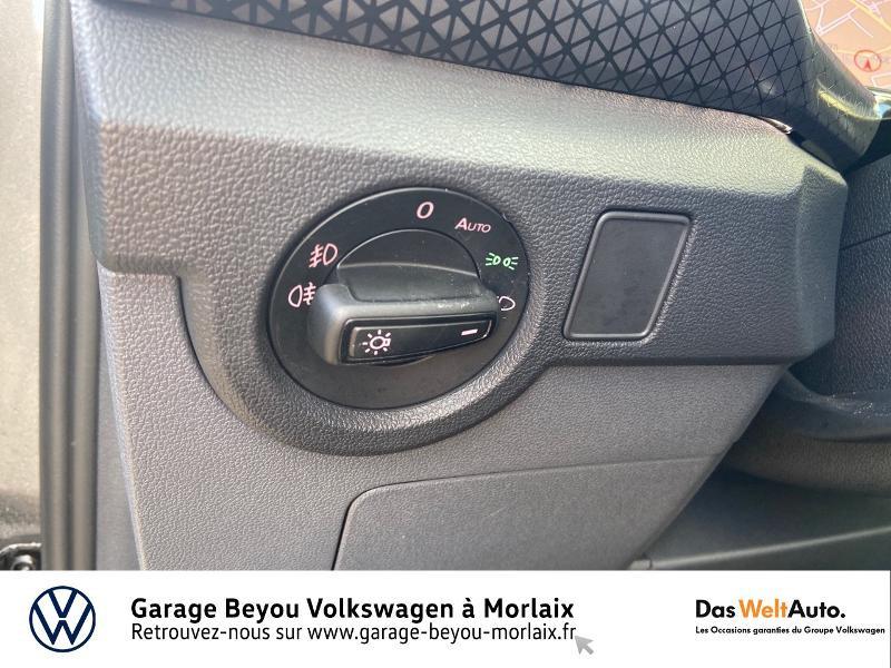 Photo 19 de l'offre de VOLKSWAGEN T-Cross 1.0 TSI 115ch Carat à 21990€ chez Garage Beyou- Volkswagen Morlaix