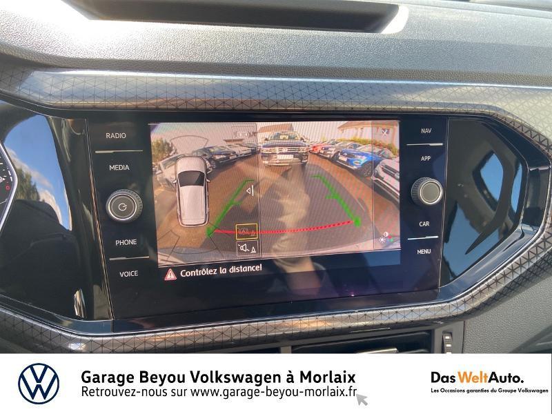 Photo 17 de l'offre de VOLKSWAGEN T-Cross 1.0 TSI 115ch Carat à 21990€ chez Garage Beyou- Volkswagen Morlaix