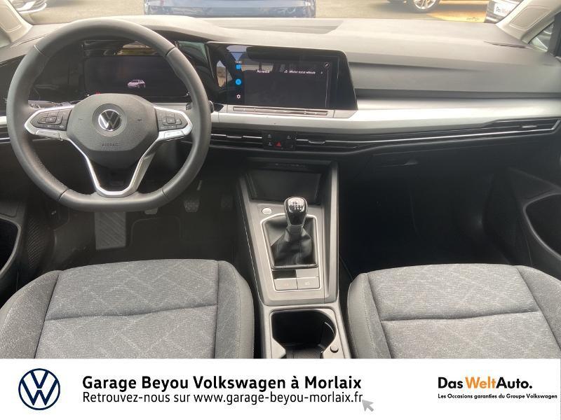 Photo 6 de l'offre de VOLKSWAGEN Golf 2.0 TDI SCR 115ch Life 1st à 25990€ chez Garage Beyou- Volkswagen Morlaix