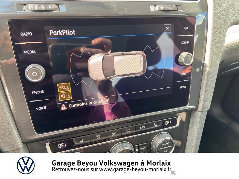 Photo 17 de l'offre de VOLKSWAGEN Golf 1.0 TSI 115ch Trendline Euro6d-T 5p à 14990€ chez Garage Beyou- Volkswagen Morlaix