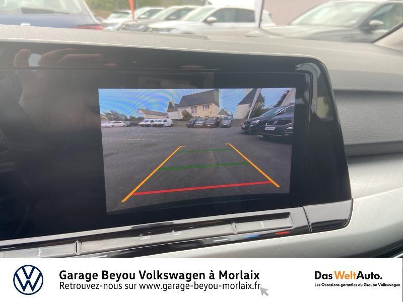 Photo 17 de l'offre de VOLKSWAGEN Golf 2.0 TDI SCR 115ch Life 1st à 25990€ chez Garage Beyou- Volkswagen Morlaix