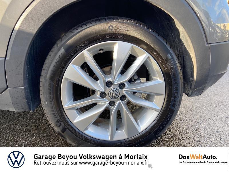 Photo 14 de l'offre de VOLKSWAGEN T-Cross 1.0 TSI 115ch Carat à 21990€ chez Garage Beyou- Volkswagen Morlaix