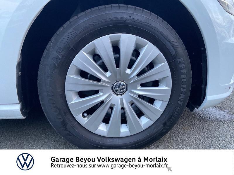 Photo 16 de l'offre de VOLKSWAGEN Golf 1.6 TDI 115ch BlueMotion Technology FAP Trendline Business DSG7 3p à 14490€ chez Garage Beyou- Volkswagen Morlaix