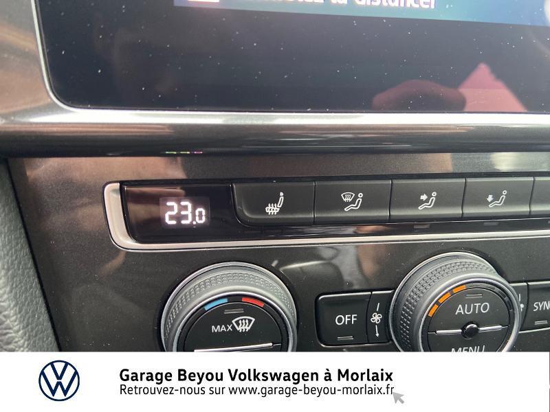 Photo 18 de l'offre de VOLKSWAGEN Golf 1.0 TSI 115ch Trendline Euro6d-T 5p à 14990€ chez Garage Beyou- Volkswagen Morlaix