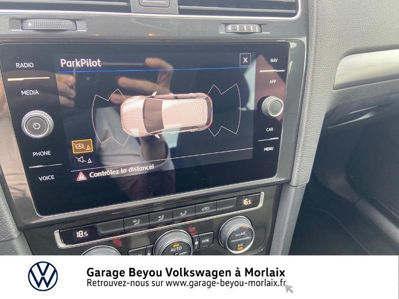 Photo 17 de l'offre de VOLKSWAGEN Golf 2.0 TDI 150ch FAP Confortline Business DSG7 5p à 15490€ chez Garage Beyou- Volkswagen Morlaix