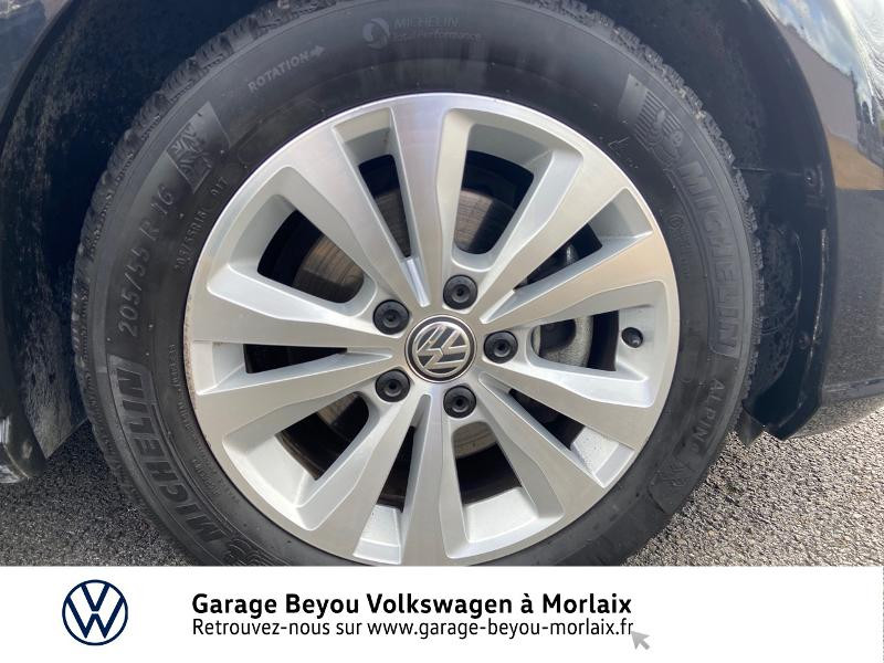 Photo 16 de l'offre de VOLKSWAGEN Golf 2.0 TDI 150ch FAP Confortline Business DSG7 5p à 15490€ chez Garage Beyou- Volkswagen Morlaix