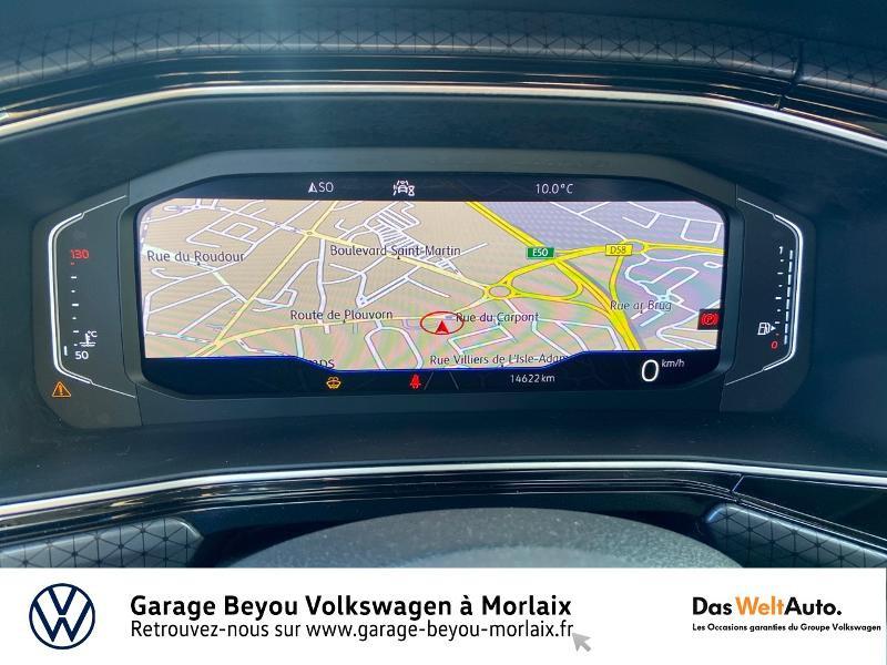 Photo 9 de l'offre de VOLKSWAGEN T-Cross 1.0 TSI 115ch Carat à 21990€ chez Garage Beyou- Volkswagen Morlaix
