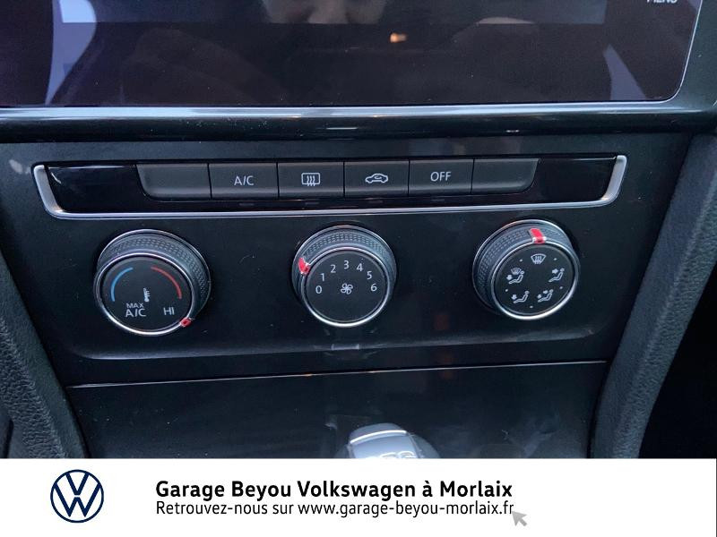 Photo 12 de l'offre de VOLKSWAGEN Golf 1.6 TDI 115ch BlueMotion Technology FAP Trendline Business DSG7 3p à 14490€ chez Garage Beyou- Volkswagen Morlaix