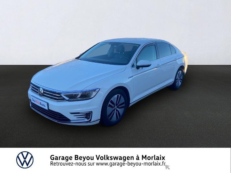 Volkswagen Passat 1.4 TSI 218ch Hybride Rechargeable GTE DSG6 Hybride BLANC PUR Occasion à vendre
