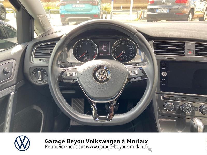 Photo 7 de l'offre de VOLKSWAGEN Golf 2.0 TDI 150ch FAP Confortline Business DSG7 5p à 15490€ chez Garage Beyou- Volkswagen Morlaix