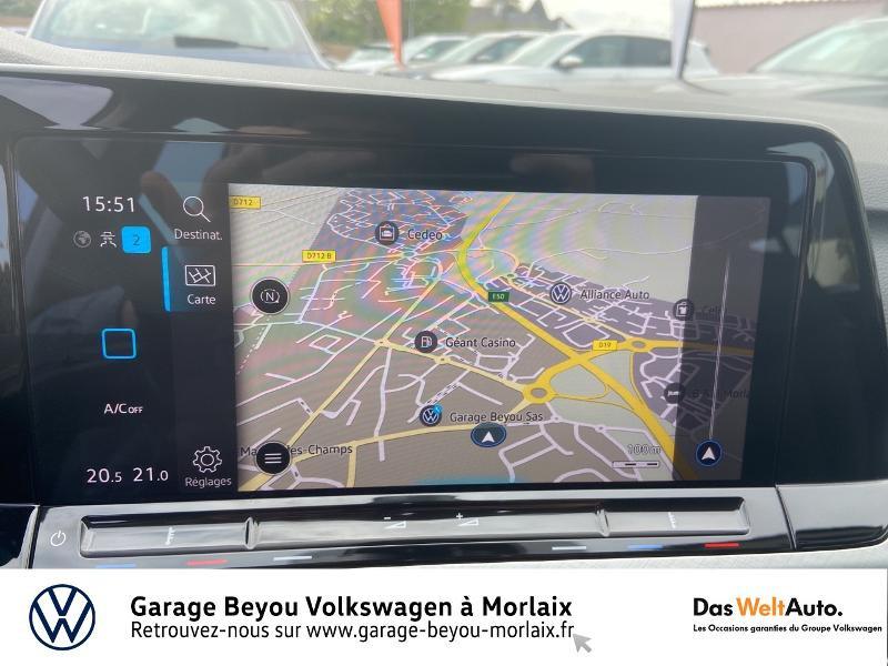 Photo 8 de l'offre de VOLKSWAGEN Golf 2.0 TDI SCR 115ch Life 1st à 25990€ chez Garage Beyou- Volkswagen Morlaix