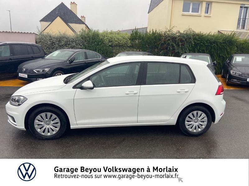 Photo 2 de l'offre de VOLKSWAGEN Golf 1.0 TSI 115ch Trendline Euro6d-T 5p à 14990€ chez Garage Beyou- Volkswagen Morlaix