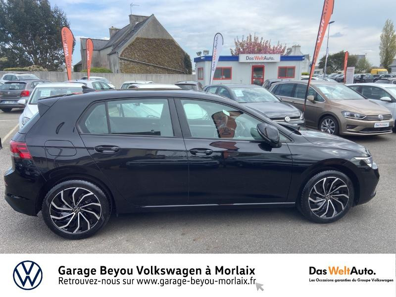 Photo 4 de l'offre de VOLKSWAGEN Golf 2.0 TDI SCR 115ch Life 1st à 25990€ chez Garage Beyou- Volkswagen Morlaix