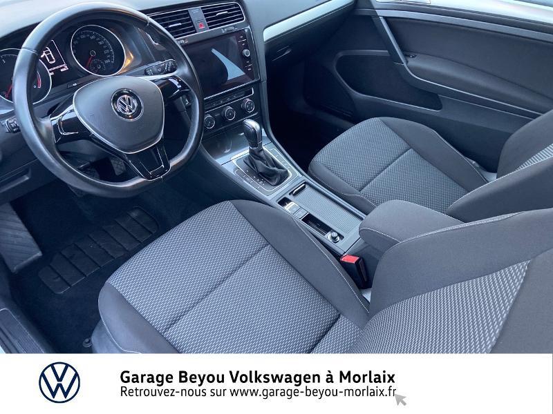 Photo 6 de l'offre de VOLKSWAGEN Golf 1.6 TDI 115ch BlueMotion Technology FAP Trendline Business DSG7 3p à 14490€ chez Garage Beyou- Volkswagen Morlaix