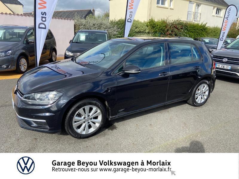 Photo 21 de l'offre de VOLKSWAGEN Golf 2.0 TDI 150ch FAP Confortline Business DSG7 5p à 15490€ chez Garage Beyou- Volkswagen Morlaix