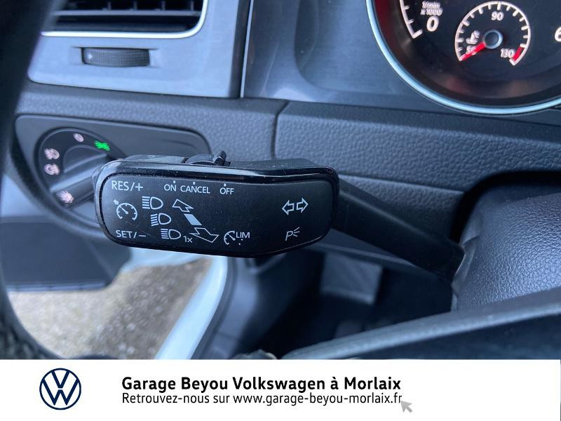 Photo 19 de l'offre de VOLKSWAGEN Golf 1.6 TDI 115ch BlueMotion Technology FAP Trendline Business DSG7 3p à 14490€ chez Garage Beyou- Volkswagen Morlaix