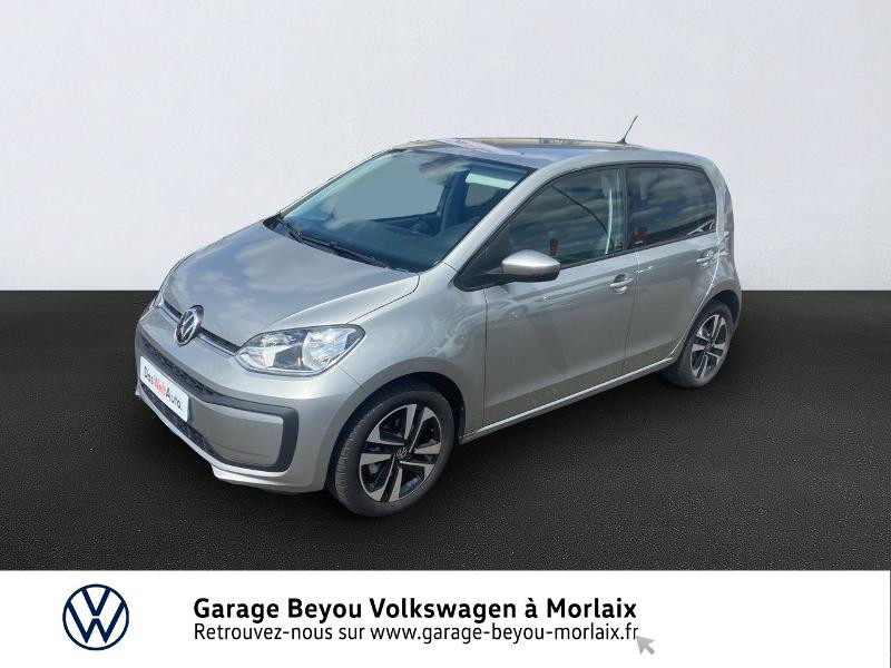 Volkswagen up! 1.0 60ch BlueMotion Technology United 5p Essence Gris Tungstene Occasion à vendre