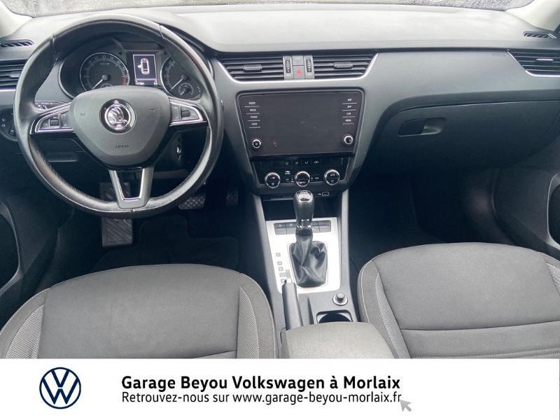 Photo 6 de l'offre de SKODA Octavia Break 1.6 TDI 116ch SCR Business DSG7 Euro6d-T à 11990€ chez Garage Beyou- Volkswagen Morlaix