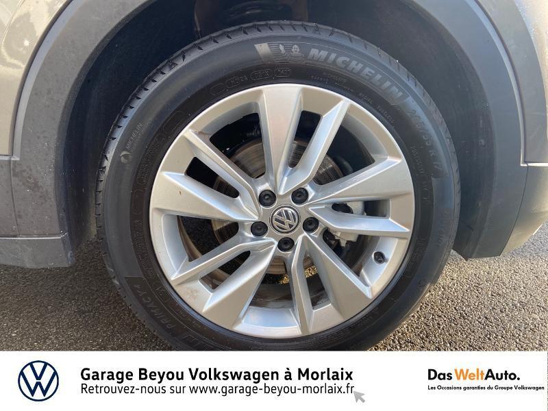 Photo 16 de l'offre de VOLKSWAGEN T-Cross 1.0 TSI 115ch Carat à 21990€ chez Garage Beyou- Volkswagen Morlaix