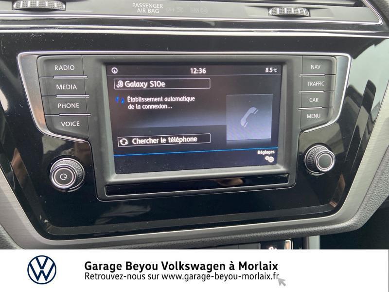 Photo 20 de l'offre de VOLKSWAGEN Touran 2.0 TDI 150ch BlueMotion Technology FAP Confortline Business DSG6 5 places à 17490€ chez Garage Beyou- Volkswagen Morlaix